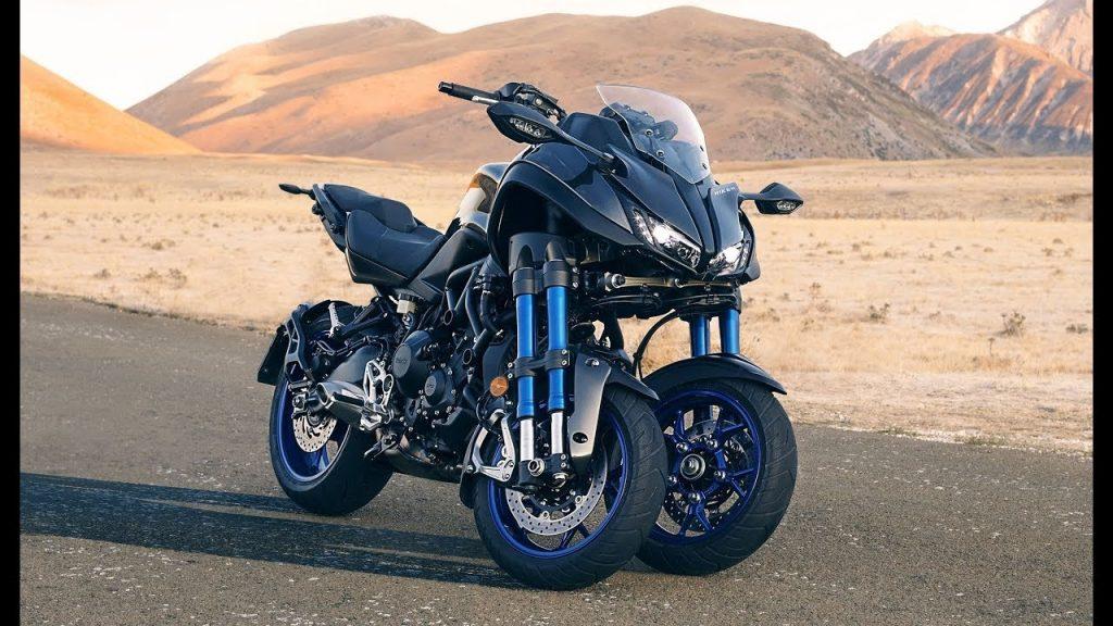 Yamaha Niken reviews