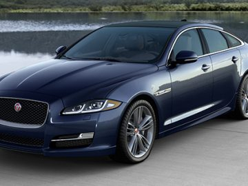 jaguar xj 4 wheel drive