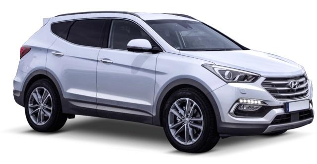 Hyundai Santa Fe2