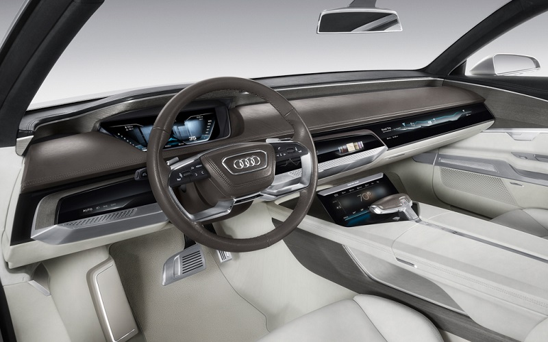 Audi Prologue concept LA 2014