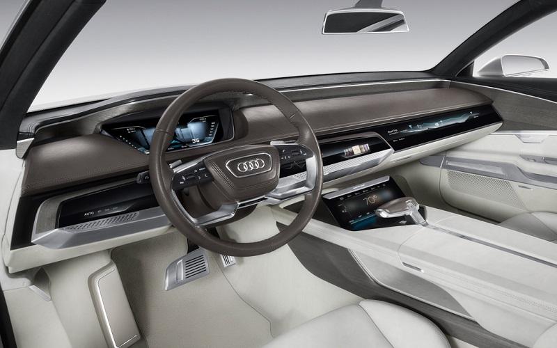 Audi Prologue concept LA 2014