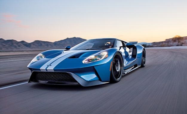ford gt 2019 price