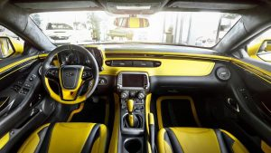 chevrolet camaro zl1 interior 2019