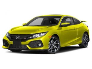 Honda Civic 2019 model