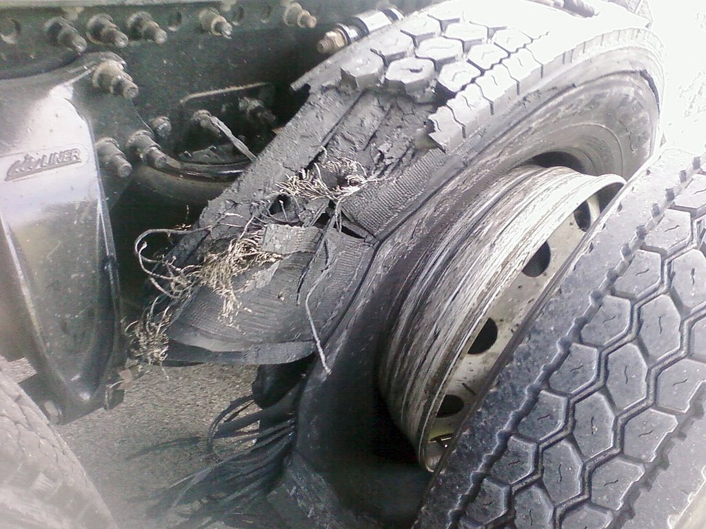 Causes a Defective Tire