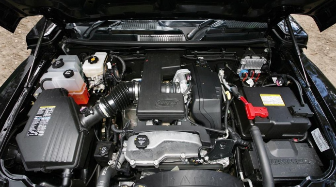 About Hummer H3 Engine: