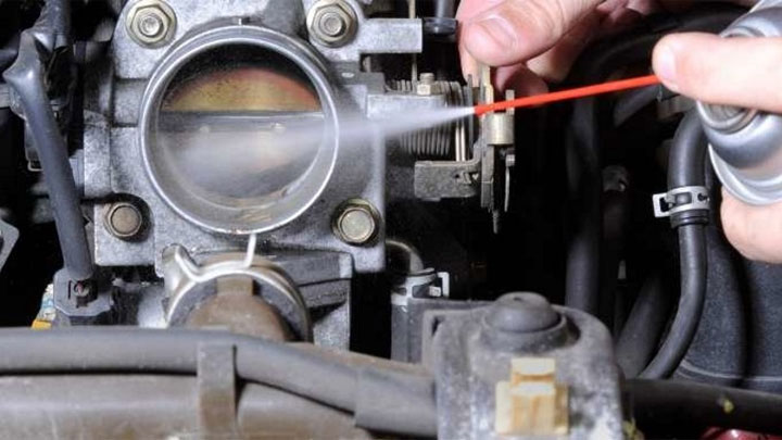Carburetor Needs Cleaning