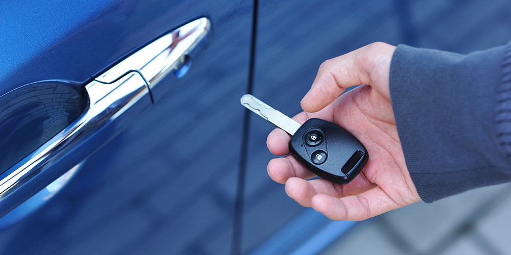Auto Key Replacement