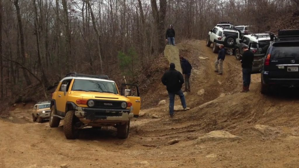 Top 4 Off-Road Driving Parks