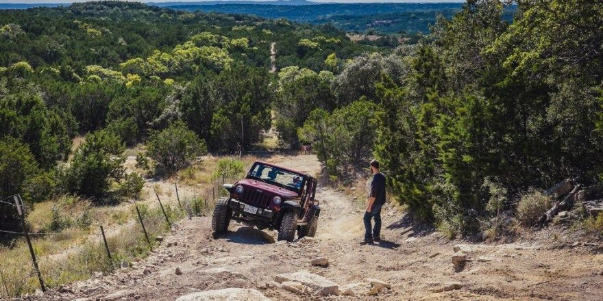 Top 4 Off-Road Driving Parks in Washington