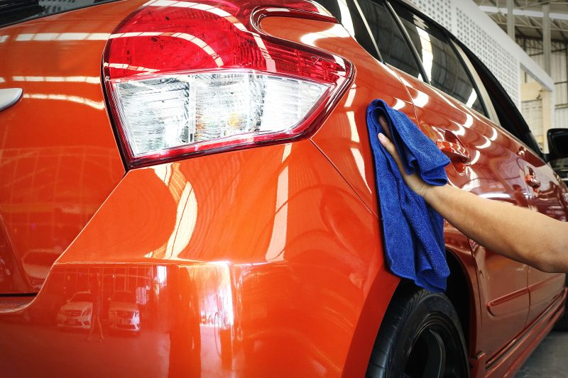 Make Your Car Look Brand New