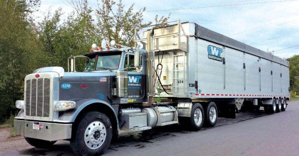 Why Truck Drivers Always Prefer Steel Tarps
