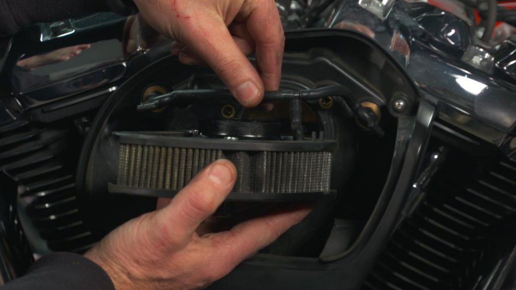 How to Clean Stock Harley Air Filter
