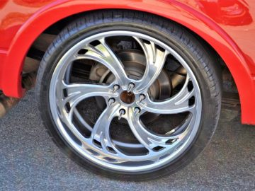 5 Benefits of Custom Wheels and Rims