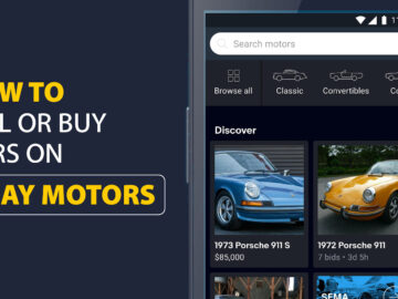 How to Sell or Buy Cars on eBay Motors