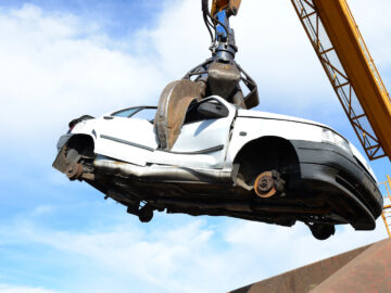 What Are the Main Benefits of Scrapping a Car