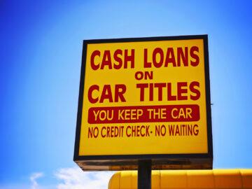 5 Impressive Advantages of Car Title Loans