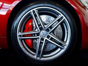 Car Wheel Guides