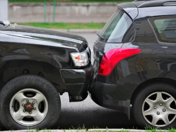 What to Do After a Fender Bender in a Parking Lot