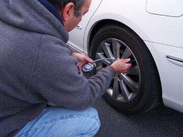When to Replace Your Car Tyres