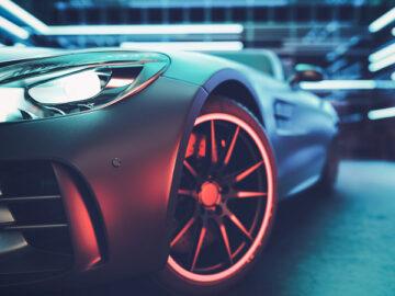 Top 5 Luxury Cars