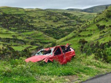 Car Frame Damage